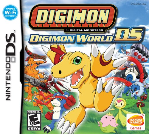 Digimon_Digimon World DS video game