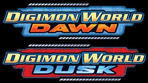 Digimon_Digimon World Dawn/Dusk video games