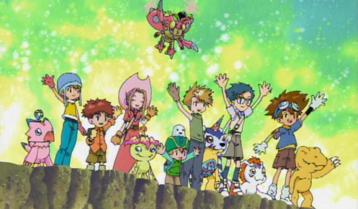Digimon Crests Digi-Destined