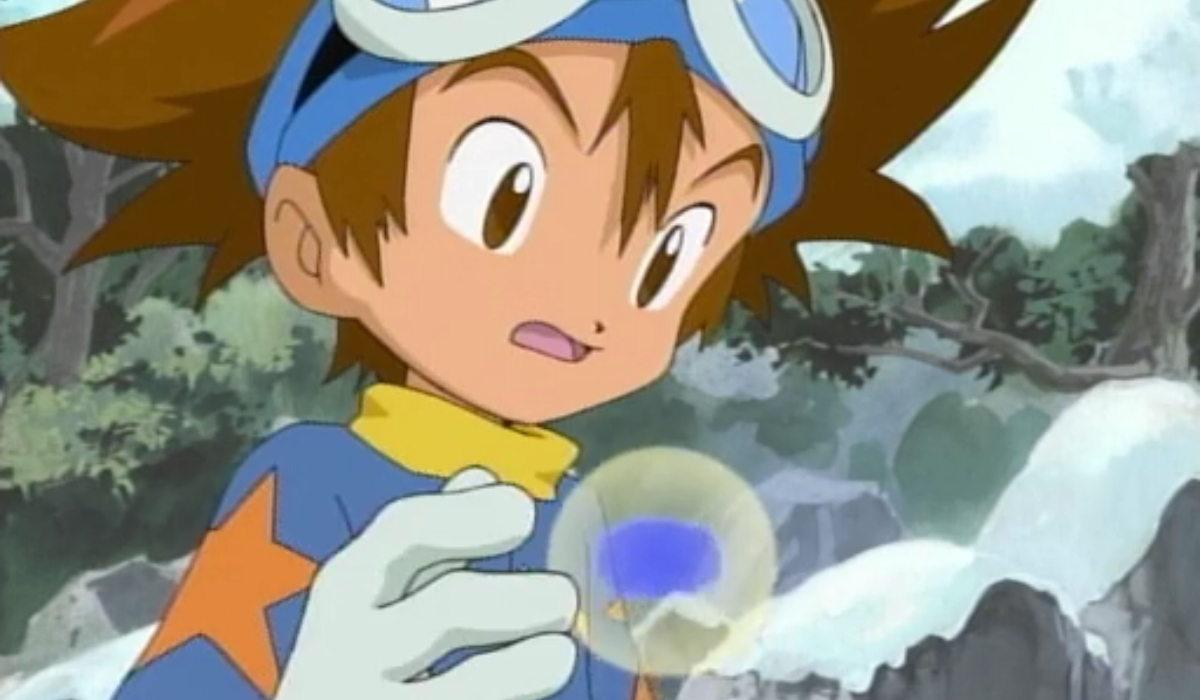 Digimon Digivice Tai