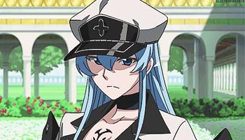 Akame ga Kill : Jaegers - Esdeath
