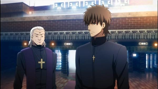 Fate Zero Kotomine