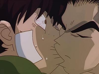 15 Funny Quotes Golden Boy Ooe Kintaro Hiroshi Kogure kiss