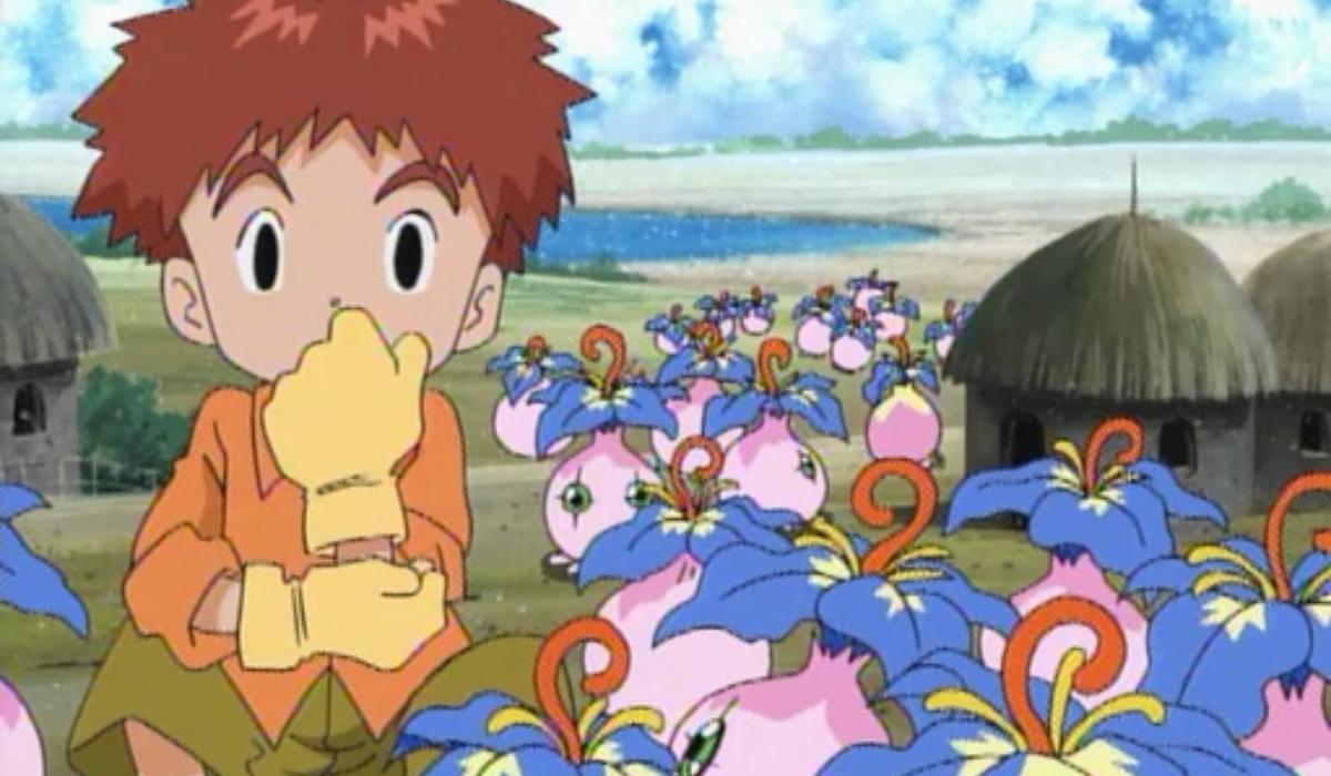 Digimon Butterfly Koushiro Izumi