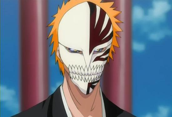 Bleach - Ichigo Kurosaki - Hollow mask