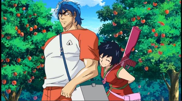 Toriko vs Luffy rin