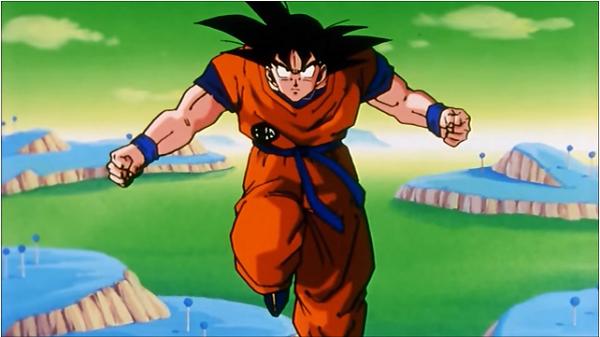 Toriko vs Goku uniform