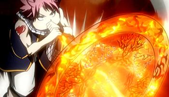 Fairy Tail - Fire Dragon Slayer Magic