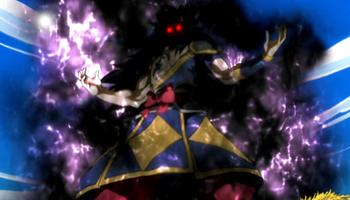 Fairy Tail - Flame God Slayer Magic