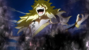Fairy Tail - God Slayer Magic