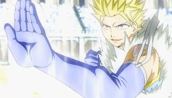 Fairy Tail - Light Dragon Slayer Magic