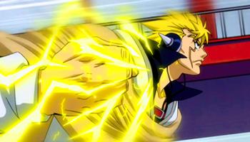 Fairy Tail - Lightning Dragon Slayer Magic