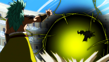 Fairy Tail - Lightning God Slayer Magic