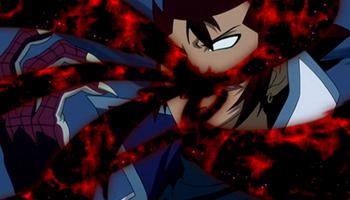Fairy Tail - Poison Dragon Slayer Magic