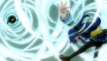 Fairy Tail - Sky Dragon Slayer Magic