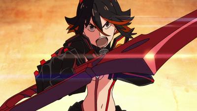 Kill La Kill Ryuko Matoi