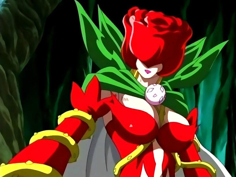 Rosemon, Digimon