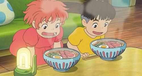 Hayao Miyazaki Gake no Ue no Ponyo