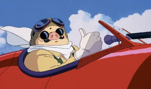 Hayao Miyazaki Porco Rosso