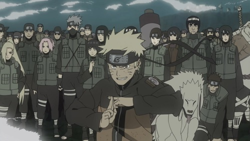 Naruto Shippuden Shinobi Alliance