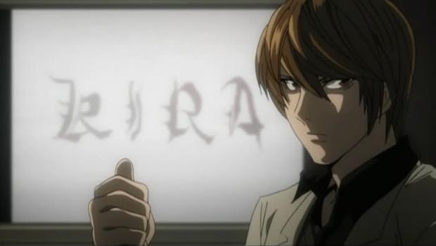 Light Yamagi Death Note