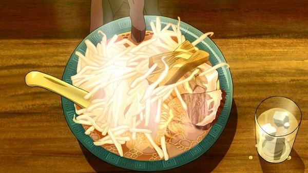 Best Food in Anime Space Dandy