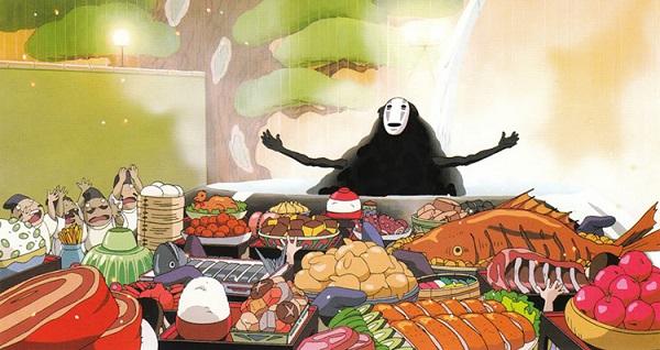 Best Food in Anime Spirited Away