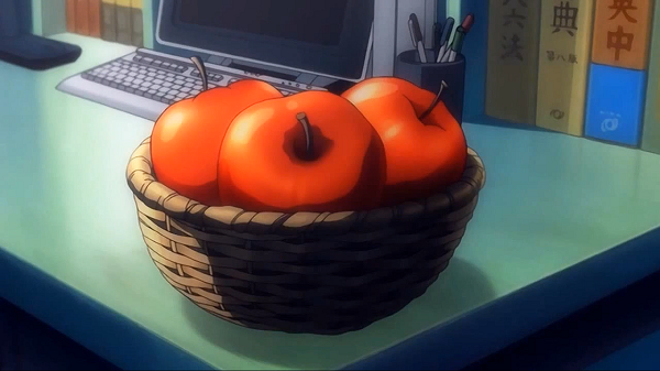 Best Food in Anime Death Note