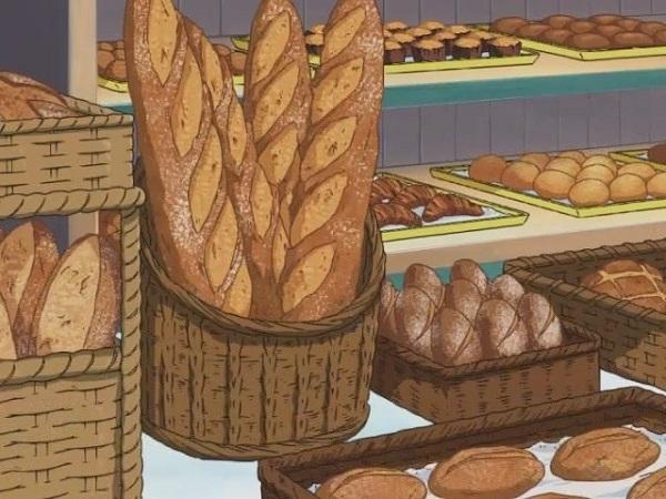 Best Food in Anime Yakitate!! Japan
