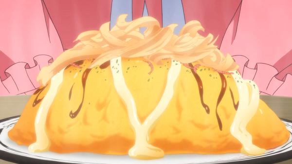 Best Food in Anime Koufuku Graffiti