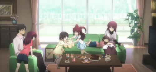 Angel Beats!: Yuri, Yuri's Family