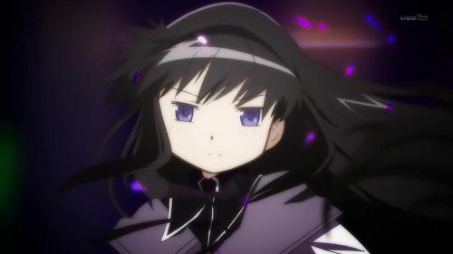 Mahou Shoujo Madoka★Magica, kuudere Homura Akemi