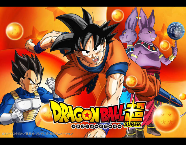Dragon Ball Super Opening - Heroes and Villains
