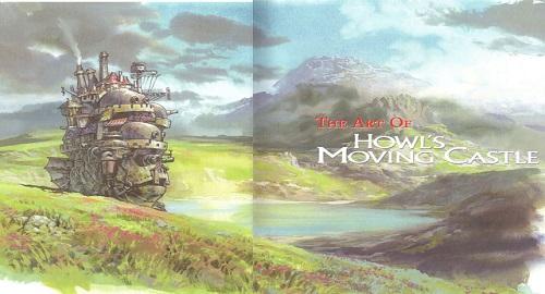Howl no Ugoku Shiro., Howl, Sophie Hatter, Calcifier