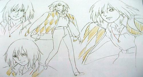 Howl no Ugoku Shiro., Howl, Sophie Hatter
