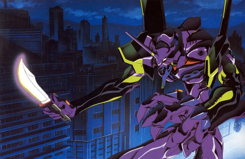Neon Genesis Evangelion, Game, EVA Unit 01