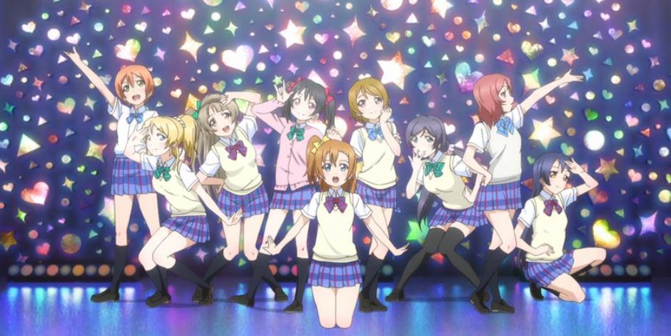 Love Live! School Idol Project, μ's
