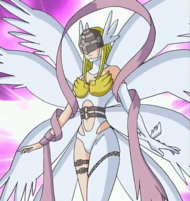 Angewomon, Digimon