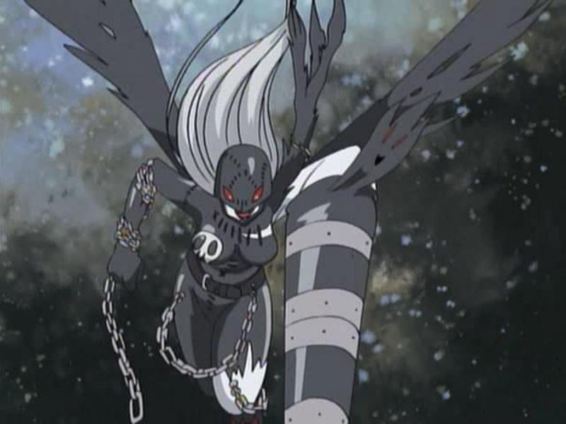 Lady Devimon, Digimon