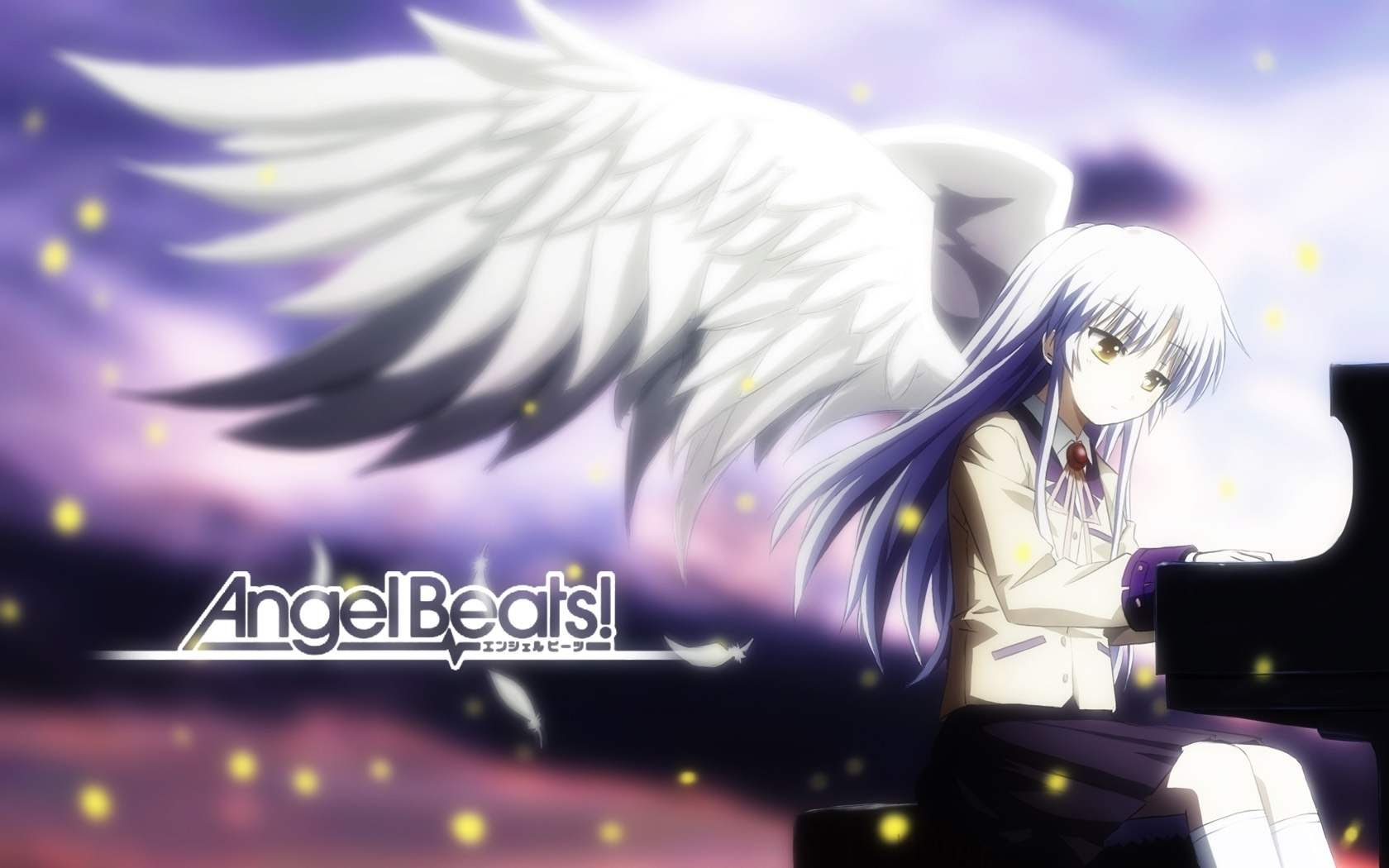 Angel Beats Op significance of the piano and music overall in angel beats