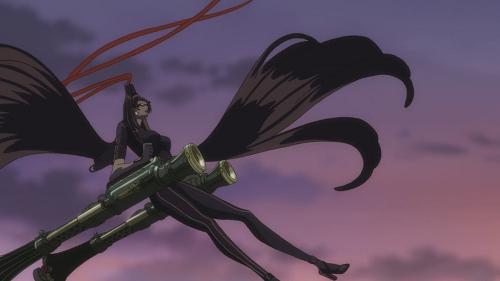 Bayonetta: Bloody Fate - Rocket Launchers