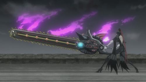 Bayonetta: Bloody Fate - Sword Chainsaw