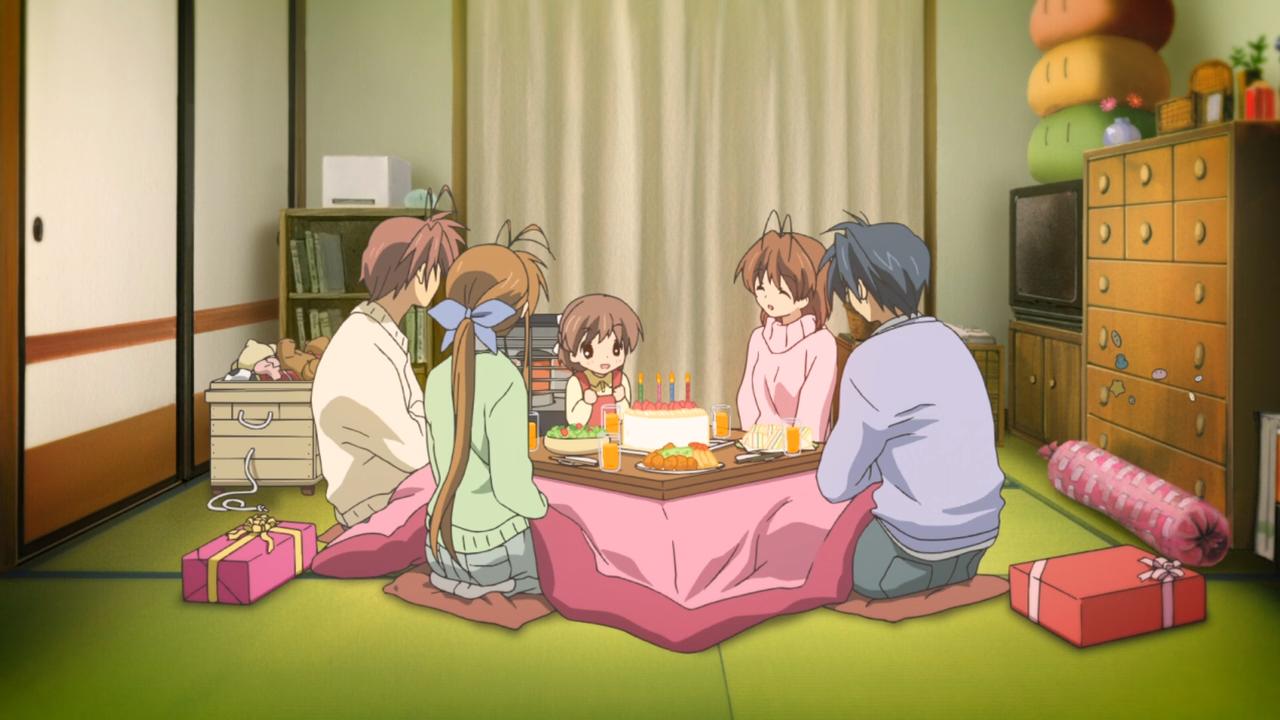 Clannad: Afterstory Family Okazaki