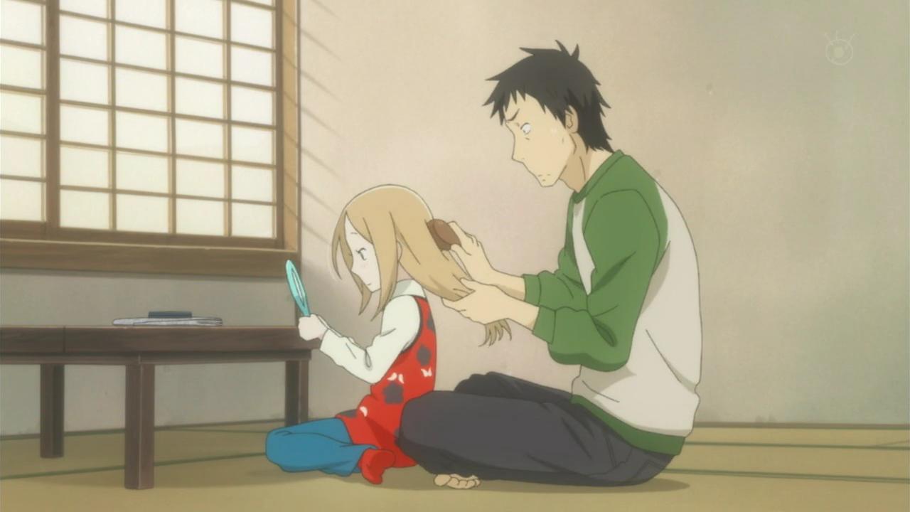 Usagi Drop Daikichi Rin