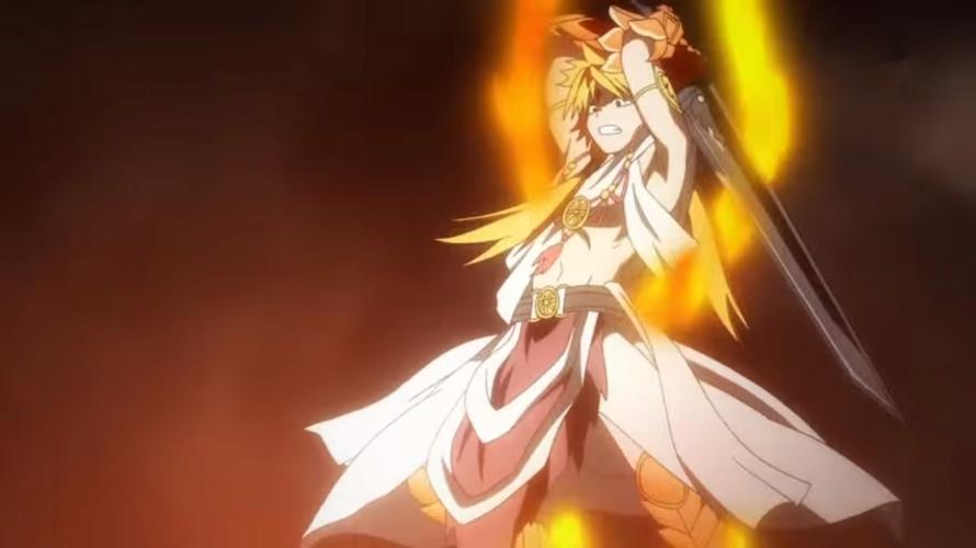 Magi Flame Magic