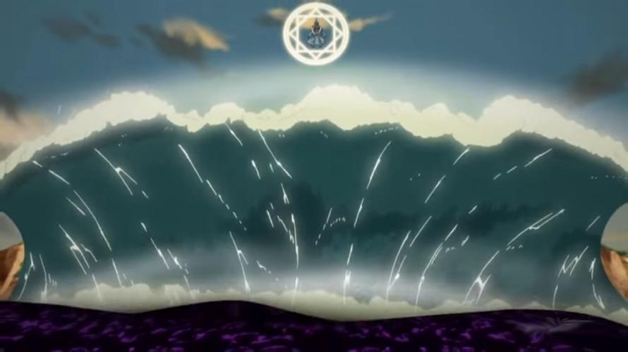 Magi Water Magic