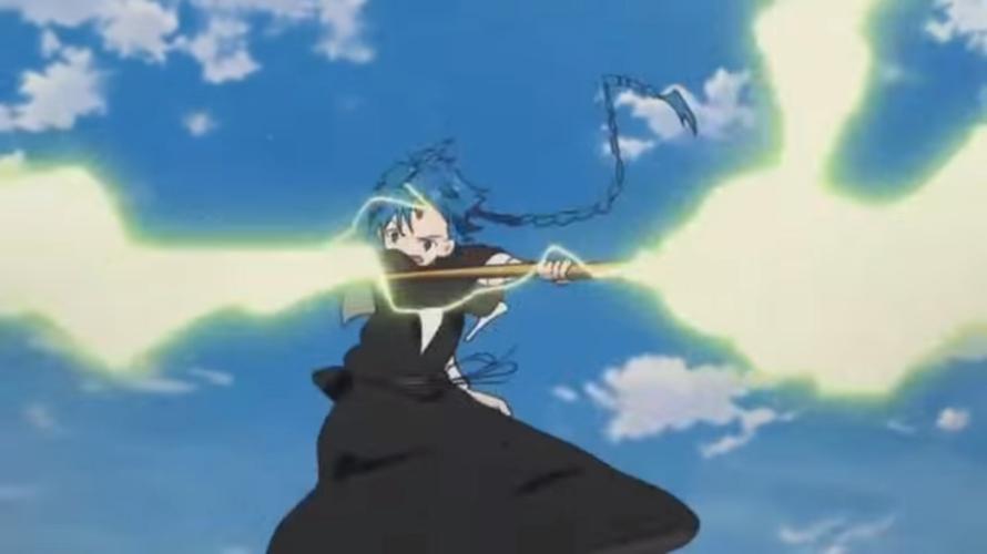 Magi Lightning Magic
