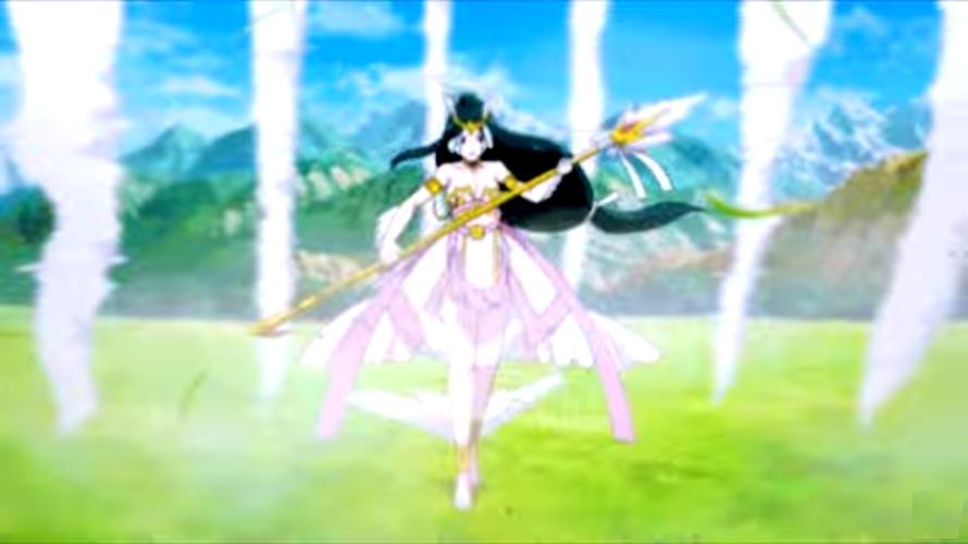 Magi Wind Magic