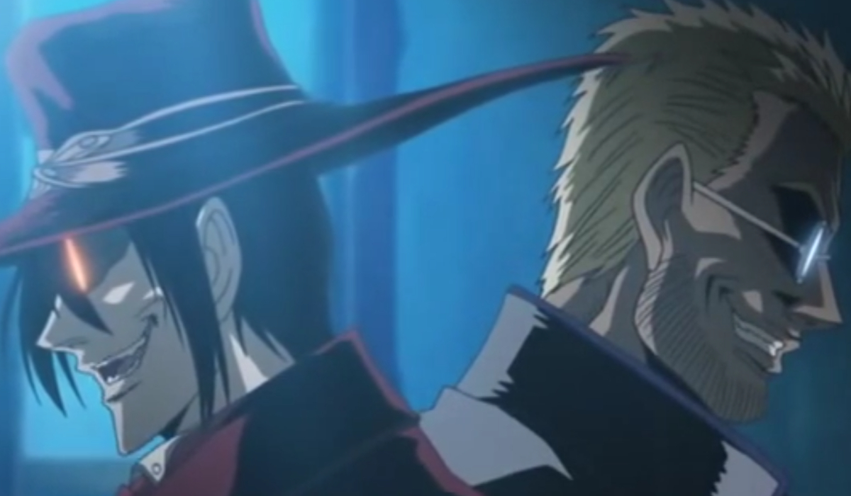 Hellsing Soundtrack Alucard and Anderson
