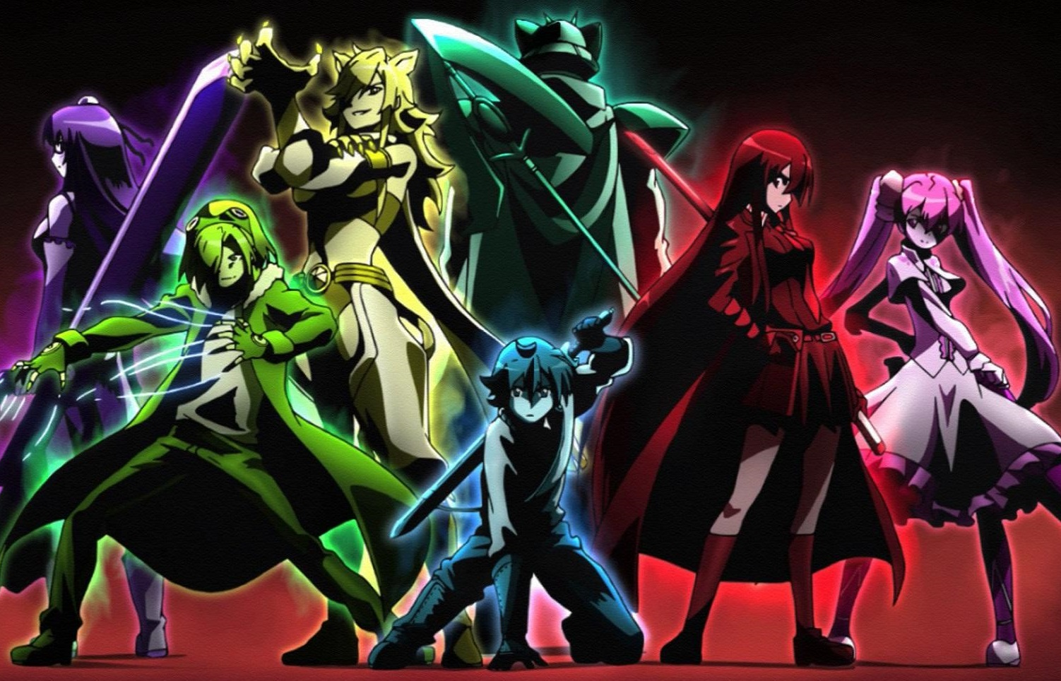 Akame ga Kill!: Night Raid